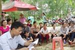 Hàng loạt cán bộ huyện Vĩnh Lộc bị khiển trách, cảnh cáo vì tuyển dụng sai