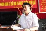 Kỷ luật cảnh cáo về Đảng, cách chức ông Phạm Sỹ Quý