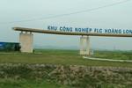 Hàng trăm hộ dân khổ sở vì độ lì của dự án FLC Hoàng Long