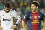 """Messi hỏi Ronaldo: """"Thế vai có làm sao không?"""""""