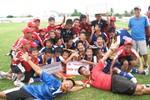PVF vô địch U13 quốc gia