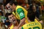 Đánh bại Tây Ban Nha, Brazil vô địch thế giới