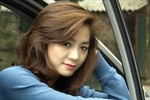 Vẻ xinh xắn, đáng yêu của bạn gái Văn Quyến