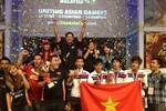 Thể thao điện tử Việt Nam thắng tuyệt đối giải vô địch châu Á