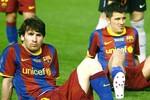 Messi cư xử tệ ngay cả với đồng đội