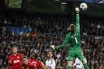 Clip: Hai pha cứu thua siêu đẳng của De Gea trước Real