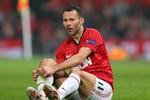 Không đề cho Ryan Giggs sau đêm buồn Old Trafford