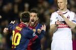 Clip: Bàn mở tỷ số tuyệt vời của Messi