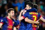 Xem trực tiếp PSG - Barcelona (01h45), kênh VTV3