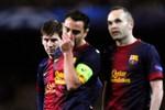 Ừ thì Barca đi tiếp, nhưng…