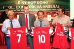 Tốn bao nhiêu tiền để đưa Arsenal sang Việt Nam?