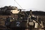 Israel bắn trả đũa Syria vì quả đạn pháo lạc vào lãnh thổ