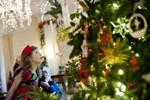 Nhà Trắng rực rỡ đón Giáng sinh năm 2012