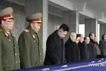 Triều Tiên kỷ niệm 1 năm ngày mất Kim Jong-il