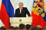 Tổng thống Putin: Nước Nga mới trong một thế giới đang thay đổi