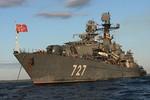 Nga điều 5 tàu Hải quân tới gần Syria