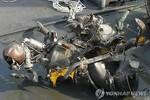 Hàn Quốc vớt được thêm 6 mảnh vỡ động cơ tên lửa Triều Tiên