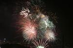 Ảnh: Rực rỡ pháo hoa mừng năm mới 2013 tại Sydney
