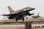 Chiến đấu cơ Israel lại vi phạm không phận Li-băng