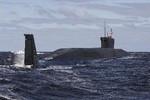 4 hạm đội Hải quân Nga tiếp tục tập trận trên các đại dương