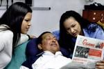 Venezuela lần đầu công bố ảnh ông Chavez sau ca phẫu thuật