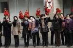 """Video: Dân Bình Nhưỡng chào đón các """"anh hùng hạt nhân"""""""