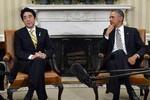 Tân Hoa Xã: Abe đã thất bại trong tìm kiếm ủng hộ của Mỹ về Senkaku