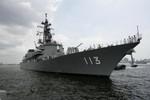 Bộ trưởng QP Nhật: Sẽ bàn giao tàu khu trục cũ cho Cảnh sát biển