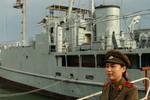 Triều Tiên triển lãm tàu chiến Mỹ bị bắt năm 1968
