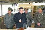 Kim Jong-un trực tiếp giám sát máy bay không người lái tập trận