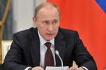 Putin bất ngờ ra lệnh diễn tập quân sự quy mô lớn ở Biển Đen