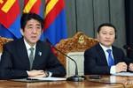 Nhật tìm kiếm sự hỗ trợ của Mông Cổ trong tranh chấp lãnh hải với TQ