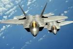 Mỹ điều F-22 tới bán đảo Triều Tiên tập trận