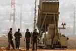Chỉ huy Israel thừa nhận Iron Dome không thể bảo vệ dân thường