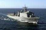 Mỹ điều tàu đổ bộ tham gia cuộc tập trận thường niên với Philippines