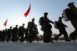 Trung Quốc tăng cường hoạt động quân sự sát biên giới với Triều Tiên
