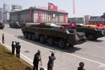 Nhật sẽ bắn hạ bất kỳ tên lửa nào của Triều Tiên hướng về nước này