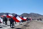 Press Tv: Gần 30.000 thợ mỏ Chile biểu tình đình công