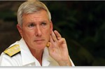 Đô đốc Mỹ hứa với Thượng viện bắn hạ tên lửa Triều Tiên nếu nó uy hiếp