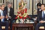 Ngoại trưởng Mỹ: Trung Quốc đồng ý giúp Mỹ kiềm chế Triều Tiên