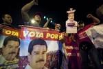 Ông Maduro trở thành Tổng thống Venezuela