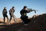 Mỹ hỗ trợ 130 triệu USD thiết bị quân sự cho phe nổi dậy Syria