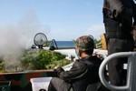 Đài Loan tập trận bắn đạn thật trái phép trên đảo Ba Bình, Trường Sa