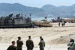 Mỹ, Hàn để báo chí quan sát tập trận chung nhằm cảnh báo Triều Tiên