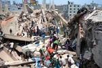 Sập nhà 8 tầng tại Bangladesh, ít nhất 70 người thiệt mạng
