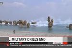 Video: Quân đội Mỹ-Hàn kết thúc 2 tháng tập trận