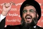Hizbollah tuyên bố hỗ trợ toàn diện Tổng thống Syria chống Mỹ, Israel