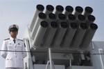 Trung Quốc sử dụng gián điệp thương mại để hiện đại hóa quân sự