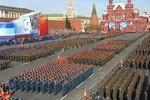 Video: Toàn cảnh lễ diễu binh hoành tráng ngày 9/5 ở Quảng Trường Đỏ