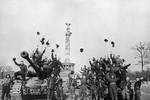 Ảnh: Binh sĩ Hồng quân tại Berlin ngày 9/5/1945